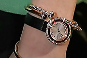 Coco Rocha Diamond Watch