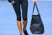 Alessandra Ambrosio Oversized Shopper Bag