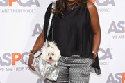 Star Jones Dog Carrier Duffle