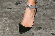 Rita Ora Evening Pumps