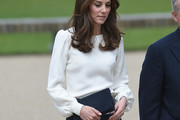 Kate Middleton Loose Blouse