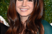 Lana Del Rey Long Wavy Cut