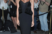 Julia Restoin-Roitfeld Little Black Dress