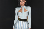 Kylie Jenner Fitted Blouse