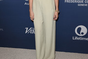 Ashley Tisdale Wide Leg Pants