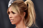 Giuliana Rancic Ponytail