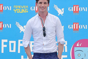 Eddie Redmayne Button Down Shirt