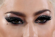 Lady Gaga Smoky Eyes