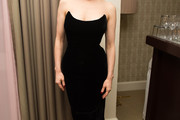 Dita Von Teese Strapless Dress