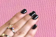 Lady Gaga Dark Nail Polish