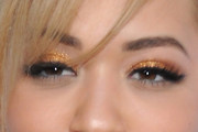 Rita Ora Metallic Eyeshadow