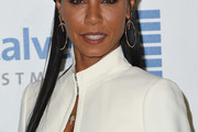 Jada Pinkett Smith Half Up Half Down