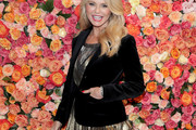 Christie Brinkley Fitted Jacket