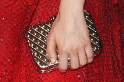 Bella Heathcote Studded Clutch