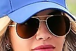 Rita Ora Aviator Sunglasses