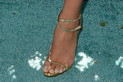 Shay Mitchell Evening Sandals