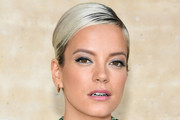 Lily Allen French Twist