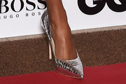 Jourdan Dunn Evening Pumps