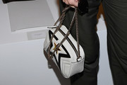 Kylie Minogue Quilted Leather Bag