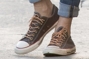 Robin Wright Canvas Sneakers
