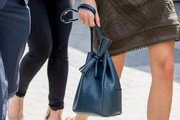 Nikki Reed Tasseled Shoulder Bag