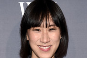 Eva Chen Short Cut With Bangs