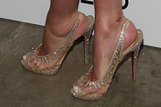 Nicky Hilton Slingbacks