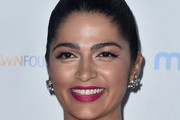 Camila Alves Long Braided Hairstyle
