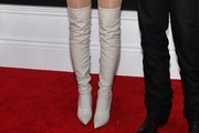 Gwen Stefani Over the Knee Boots