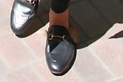 Kris Jenner Casual Loafers