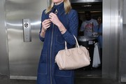 Kate Bosworth Denim Dress