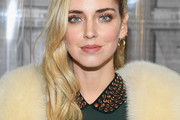 Chiara Ferragni Long Wavy Cut