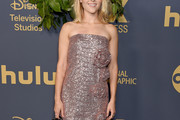 AnnaSophia Robb Strapless Dress