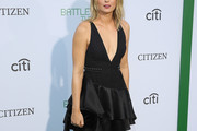 Maria Sharapova Little Black Dress