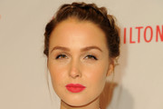 Camilla Luddington Braided Updo