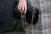 Miroslava Duma Quilted Leather Bag