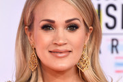 Carrie Underwood Long Straight Cut