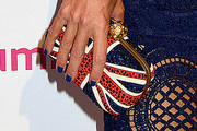 Stephanie Pratt Beaded Clutch