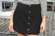 Louise Roe Mini Skirt