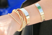 Reese Witherspoon Gold Bracelet