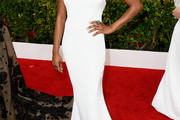Samira Wiley Halter Dress