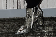 Debby Ryan Ankle Boots