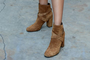Olivia Culpo Ankle Boots