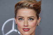 Amber Heard French Twist