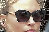 Karlie Kloss Square Sunglasses