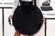 Janelle Monae Knee Length Skirt