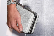 Rosie Huntington-Whiteley Box Clutch