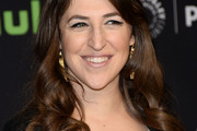 Mayim Bialik Long Curls