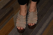 Judy Greer Strappy Sandals