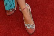 Olivia Wilde Evening Pumps